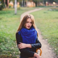 Шикарная Света :: Оксана Фёдорова