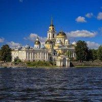 Монастырь_Нилова пустынь :: Глеб Баринов