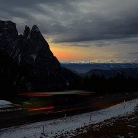 Alpe di Siusi - Seiser Alm, Dolomites - Italy  Sciliar / Schlern :: Vasil Klim