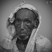 Пожилой Эфиоп :: Дмитрий Моисеев
