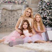 Семейный Новый год :: Наталья Вендт Фотограф&Дизайнер