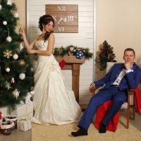 Новогодняя свадьба :: Natalia Petrenko