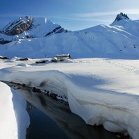 зима в горах :: Elena Wymann