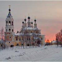 Храмы Солигалича. :: Олег
