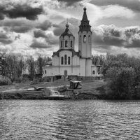 Церковь Архангела Михаила :: Антон