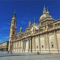 Кафедральный собор в Сарагоссе :: Ирина Лепнёва