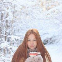 зимушка-зима :: Виктория Кузьмичёва