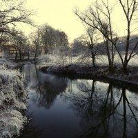 Зима в Баварию пришла.. :: Эдвард Фогель