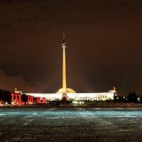 Ночная Москва :: Евгений Персианов