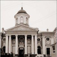 Армянская апостольская церковь Святой Екатерины :: Galina Belugina