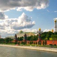 Москвы Пресветлое Сиянье :: Vera Ostroumova
