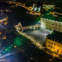 Nightlights in Luxembourg :: Alena Kramarenko