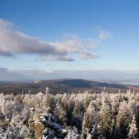вид с горы поперечная :: Александр Крупин