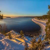 Зимний пляж :: Фёдор. Лашков