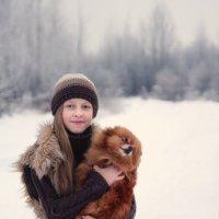 теплота отношений.. :: Ольга Гребенникова