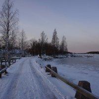 Зимний вечер. :: Vladimir