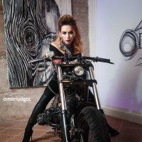 rock model :: Dmitriy DGol