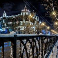 Зима на Большой Садовой :: Александр Гапоненко