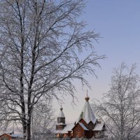 В зимней сказке :: Ольга