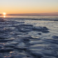 Северодвинск. Белое море. Оледенение (3) :: Владимир Шибинский