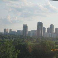 Москва строится :: Maikl Smit