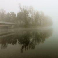 Призрак в конце моста :: Alexander
