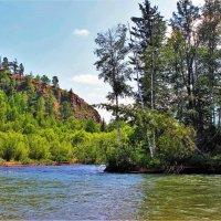 Здесь сливаются реки :: Сергей Чиняев