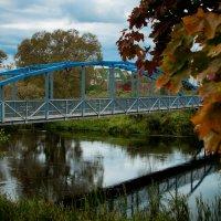 Просто осень..просто мост.. :: анастасия