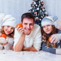Новогодний апельсин! :: Ольга Егорова