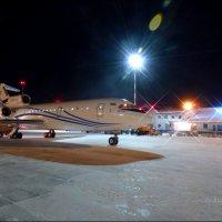 За 70 широтой.7 декабря -Международный день Гражданской Авиации. :: Alexey YakovLev