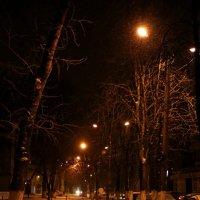 Улица . Декабрь-1 :: Андрей Хомяков