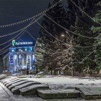 Зима в городе. :: Наталья Новикова