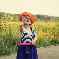 Счастливый ребенок :: Виолетта Насанович