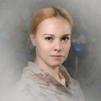 Дама в белом :: Олег Дроздов