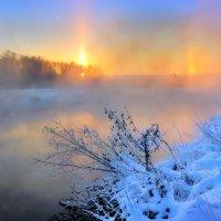 Рассвет двух солнц.... :: Андрей Войцехов