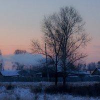 Печки топят, холодно, морозно! :: Ирина Антоновна