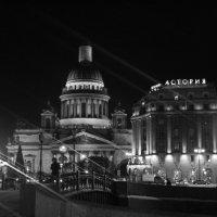 Ночной город :: Полина
