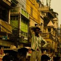 thought :: The heirs of Old Delhi Rain