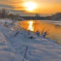 В свете уходящего солнца... :: Вадим Телегин