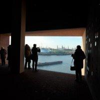 Смотровая площадка филармонии Гамбурга (серия). Фотографы :: Nina Yudicheva