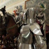 День Эрмитажа... Рыцари новых времён :: tipchik