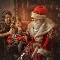 Рэтро новый год! :: Ольга Егорова
