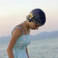 Фотография модели в модной одежде или в одежде для повседневной носки фэшн). :: Анна Исенева
