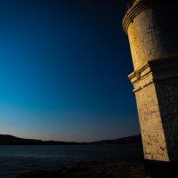 старый маяк :: Олег Семенов