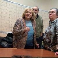 Встреча в клубе Альа 23.11.16г :: Юрий Журавлев