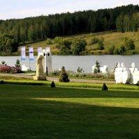Часть Скульптурного парка «Легенда» - крупнейшего в России :: Валерия  Полещикова