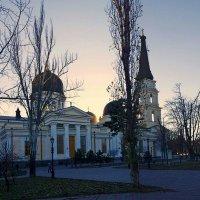 Одесский Спасо-Преображенский кафедральный собор :: Александр Корчемный