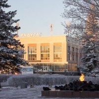 Солнечный день в декабре :: Светлана Ку