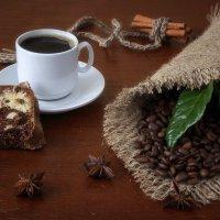 Чашка кофе :: Ирина Приходько