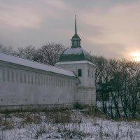 Западная башня :: Сергей Тарабара